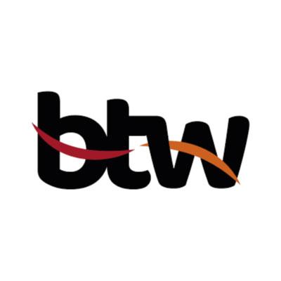 Logo bythewave